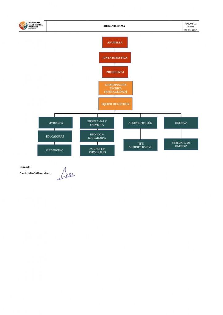 APE01 02 Organigrama