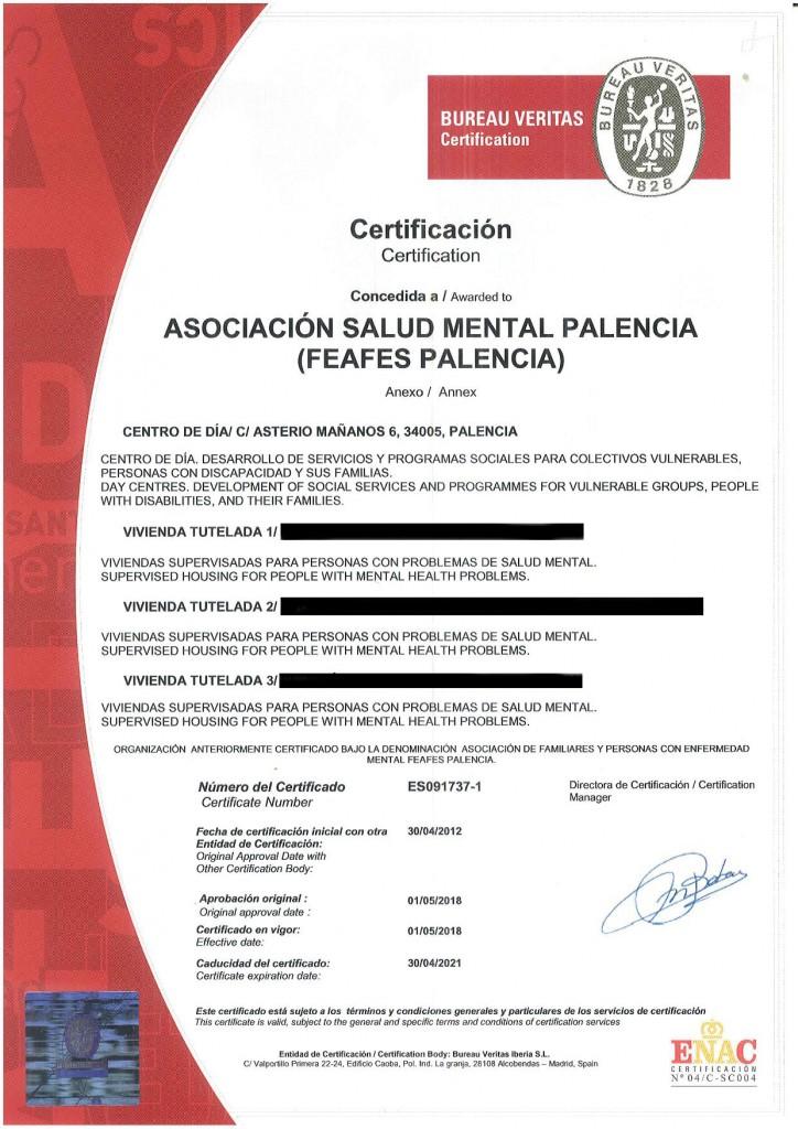 Certificado Calidad ISO 9001.2015 version web